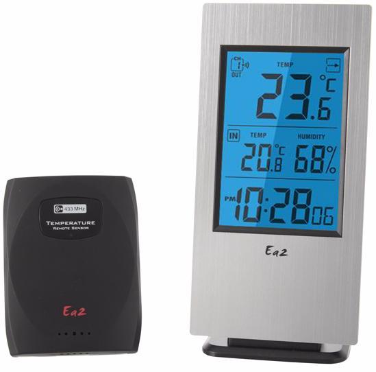 Ea2 AL802 - метеостанция (Silver)