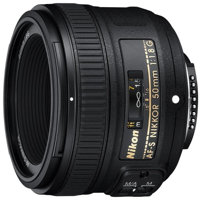 Nikon Nikkor 50mm f/1.8G AF-S JAA015DA