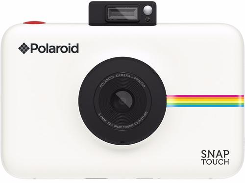 Polaroid Snap Touch (POLSTW) - фотоаппарат моментальной печати (White) 3r310 10 2 position 5 way g3 8 port size hand push pull mechanical valve