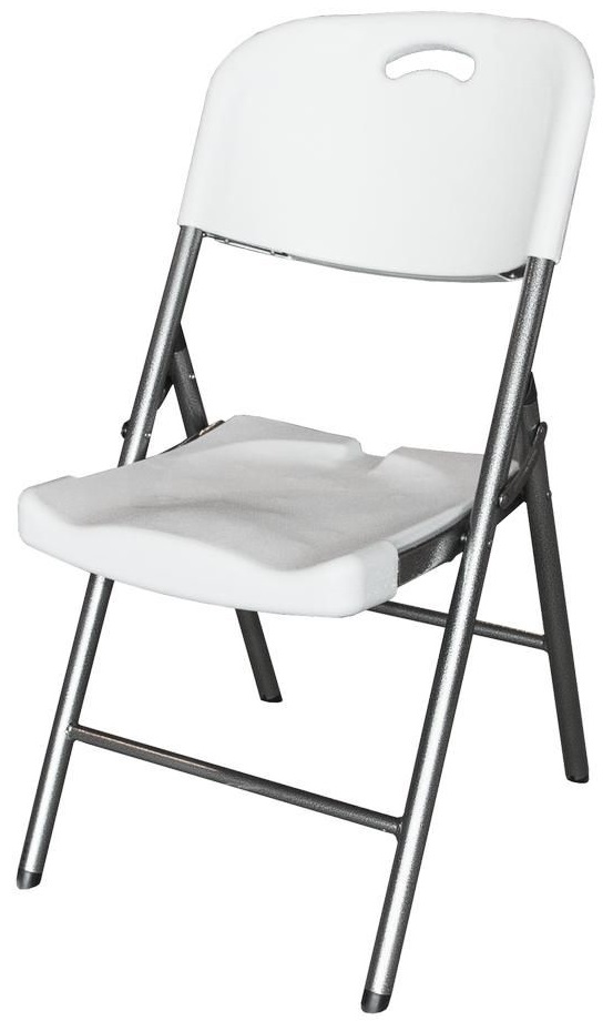Green Glade (С053) - складной стул (White) от iCover