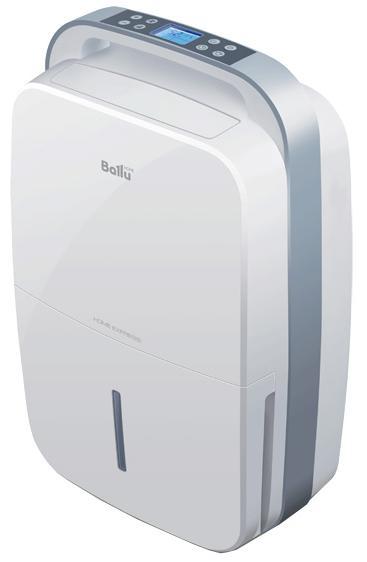 Ballu BDM-30L - сушильный мультикомплекс (White)