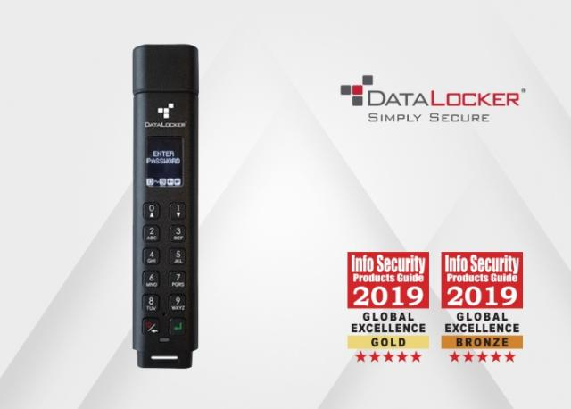 DataLocker Sentry K300