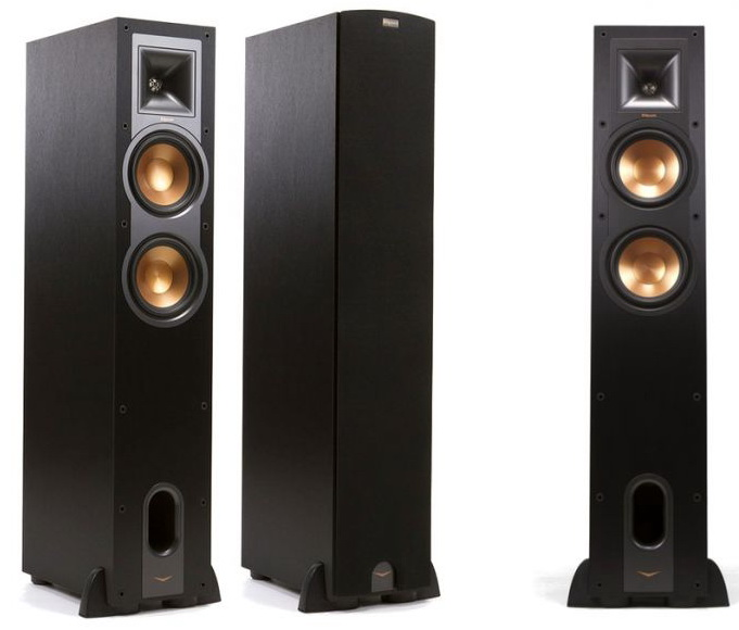 Klipsch reference BASE R-24F (Black)