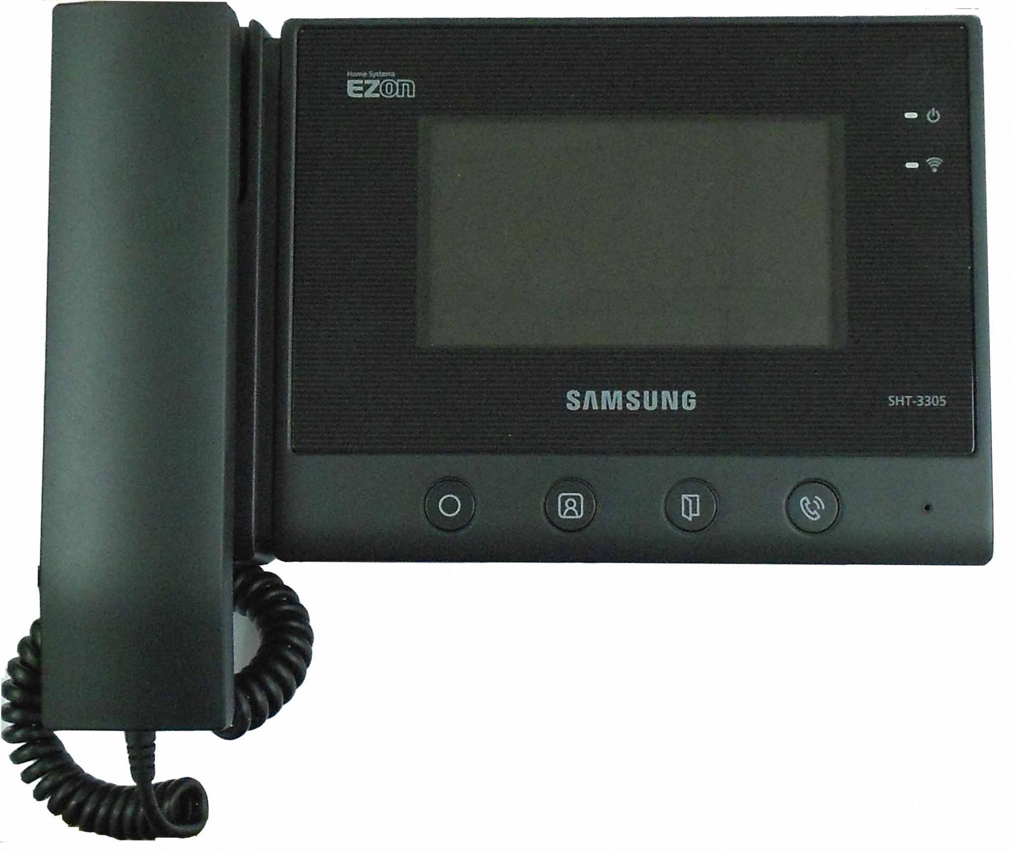 Samsung SHT-3305 - видеодомофон (Black)