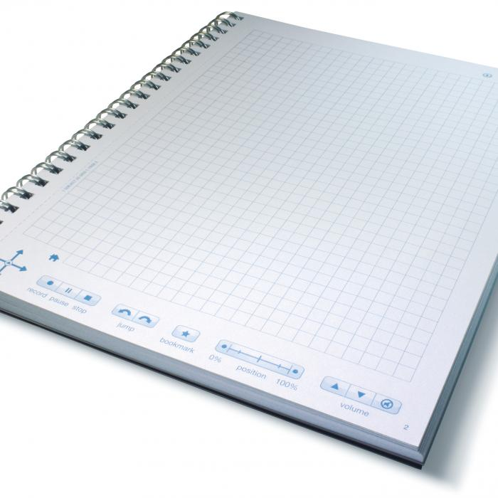 livescribe dot paper