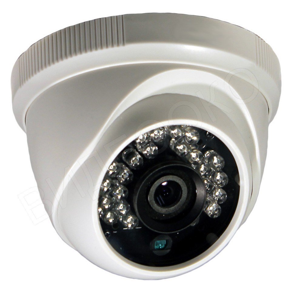 Falcon Eye FE-IPC-DPL100P - купольная IP-камера (White)