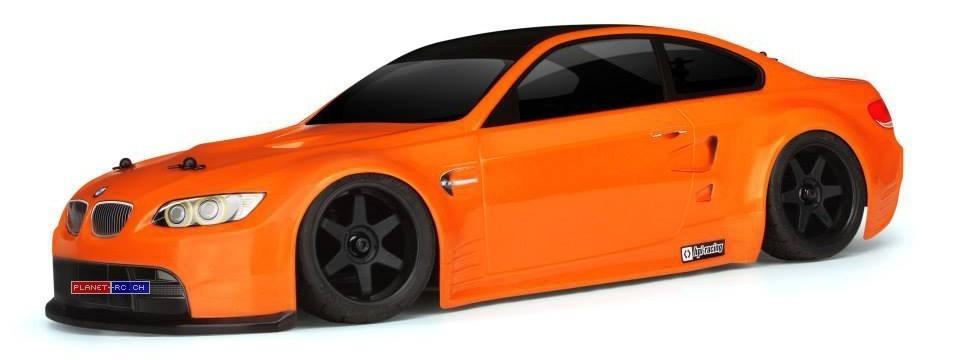 HPI BMW Sprint 2 Flux 1:10 - радиоуправляемый автомобиль (Оrange) HPI-112862