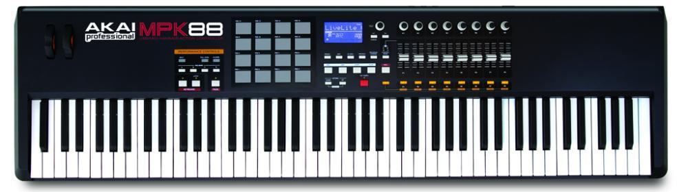 PROMIDI-контроллеры и клавиатуры<br>MIDI-контроллер<br>