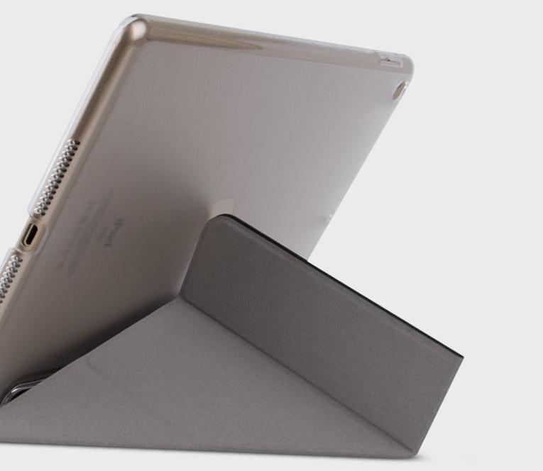 Чехол Uniq Yorker Kanvas для iPad Pro 11 2018 (Black)