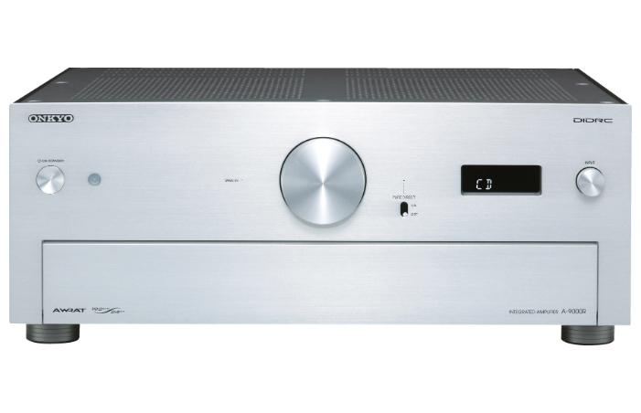 Onkyo A-9000R - двухканальный стереоусилитель (Silver)