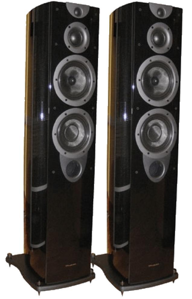 Wharfedale Evo-2 50 - напольная акустическая система (Piano black)