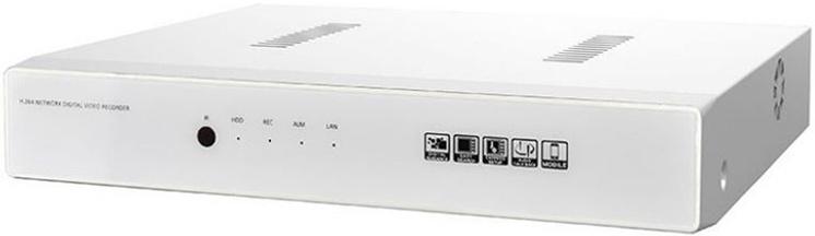 iVUE AVR-4X1080N-Н1 - 4-х канальный видеорегистратор (White)