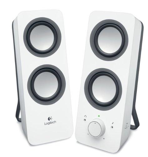 Logitech Multimedia Speakers Z200 (980-000811) - акустическая система (White)