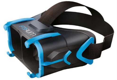 fibrum Fibrum Pro - шлем виртуальной реальности FIBRUM_PRO