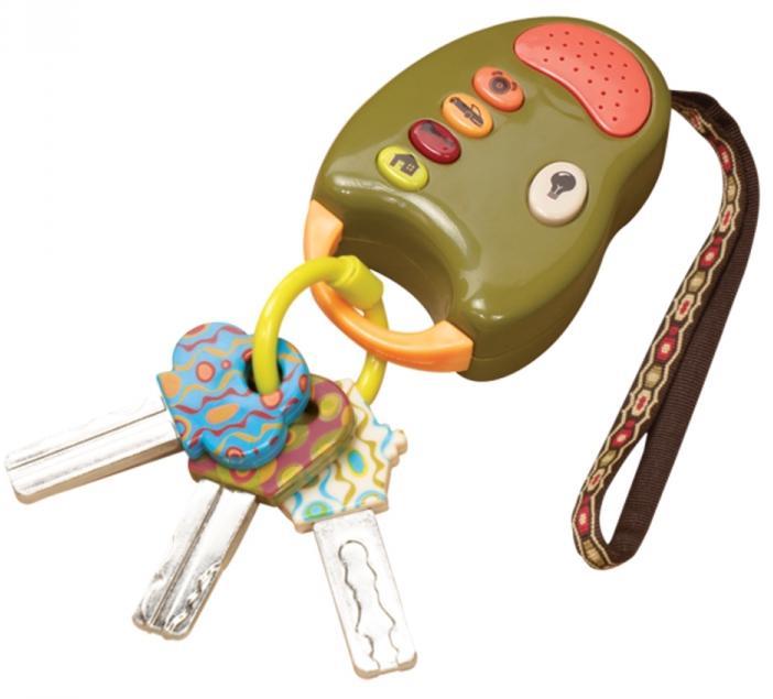 Fun KeysРазвивающие игрушки<br>Ключики от машины<br>