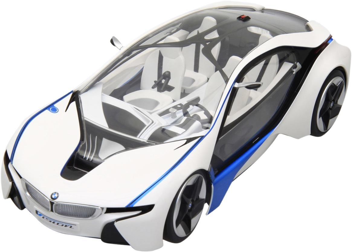 MJX BMW VED 1:14 (MJX-8545) - радиоуправляемая модель (White)