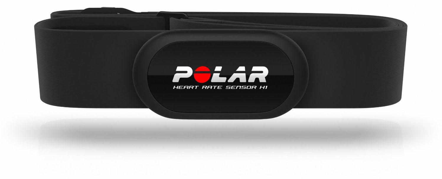 Polar H1 M-XXL (92053169) - нагрудный кардиодатчик (Black)