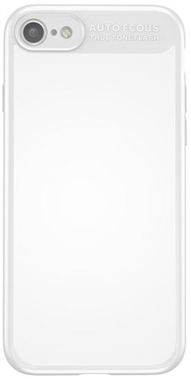 Baseus Mirror Case (WIAPIPH7-MJ02) - чехол для iPhone 7 (White)
