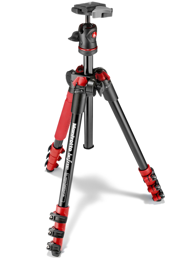Manfrotto MKBFRA4R-BH - ������ + ������� ������� ��� ��������� (Red)