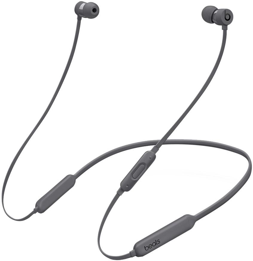 BeatsX (MNLV2ZE/A) - беспроводные наушники для устройств Apple (Grey)