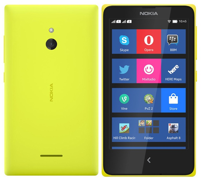 Nokia XL DS