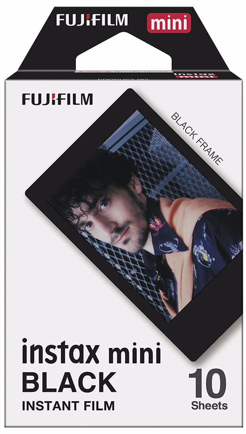 Fujifilm Instax Mini (inst_blue) - картридж для фотоаппарата (Black) fujifilm instax 300 black