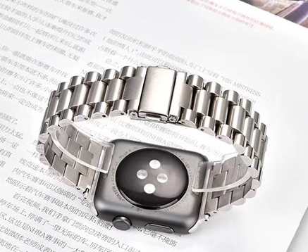 Ремешок COTEetCI W26 (WH5240-TS) для Apple Watch Series 2/3/4 42/44mm (Silver)