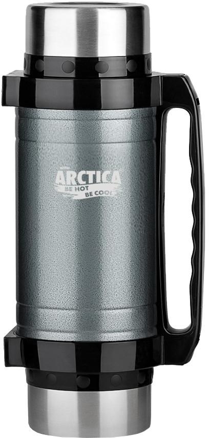 Арктика 202-2500 2.5 л - термос универсальный с широким горлом (Grey)