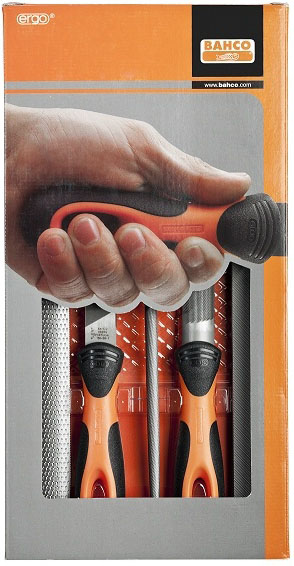 Bahco 1-479-08-2-2 - набор напильников от iCover