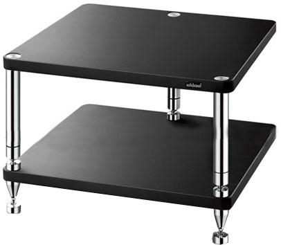 Solidsteel HJ-2 - стойка для аудио-видео оборудования (Black)