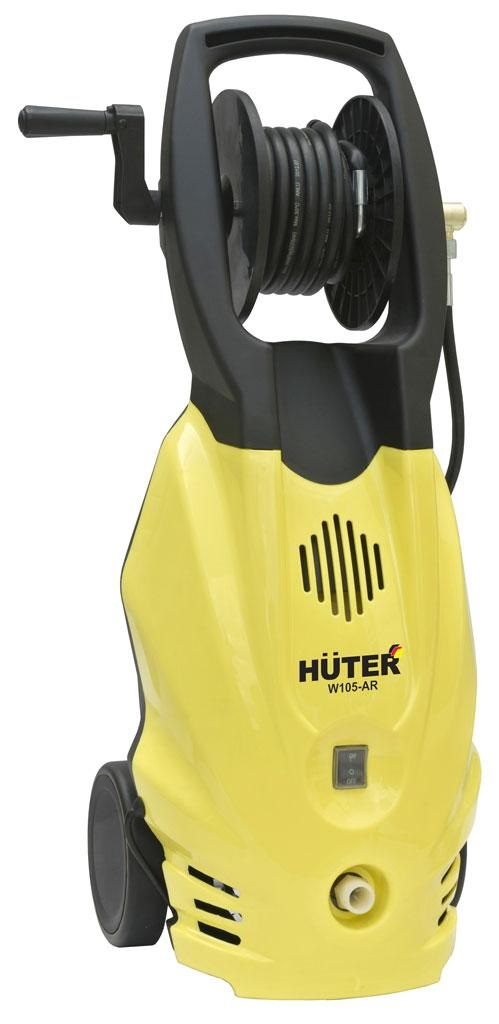 Huter W105-AR (70/8/8) - мойка высокого давления (Yellow/Black)