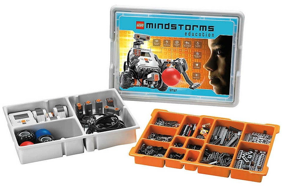 Mindstorms Education от iCover