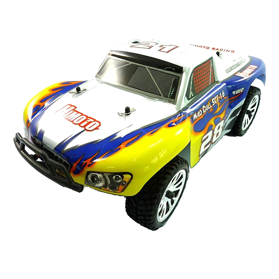 SCT-16 himoto tyronno brushless 4wd 2 4ghz