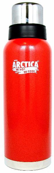 Арктика 1,2 л (106-1200) - термос с узким горлом американский дизайн (Красный)
