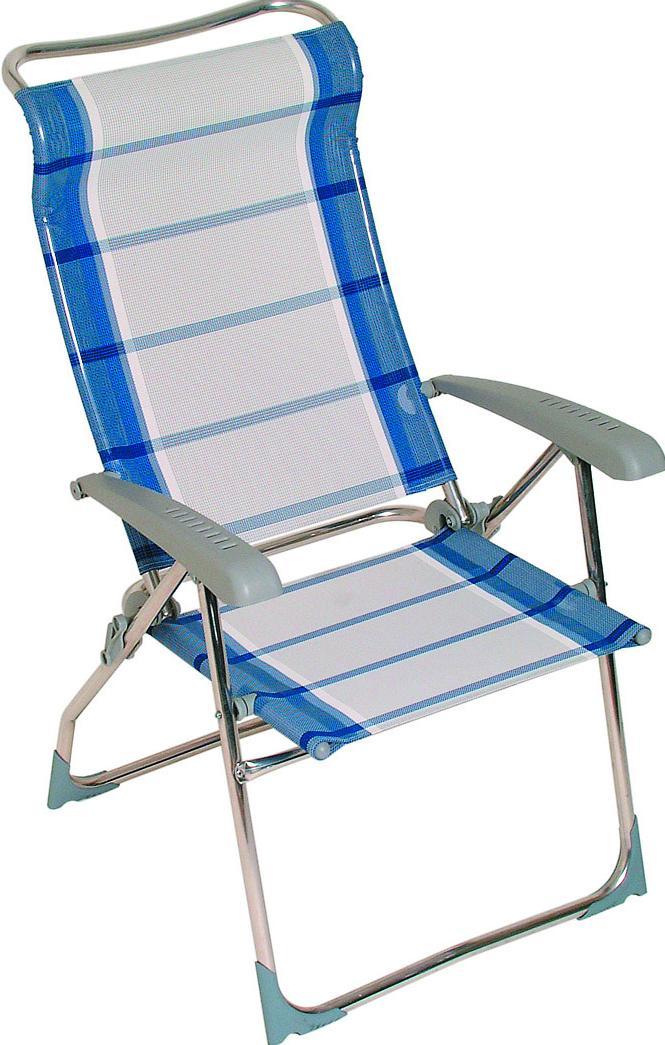Dukdalf Blues (5050378) - кресло складное (Blue) от iCover