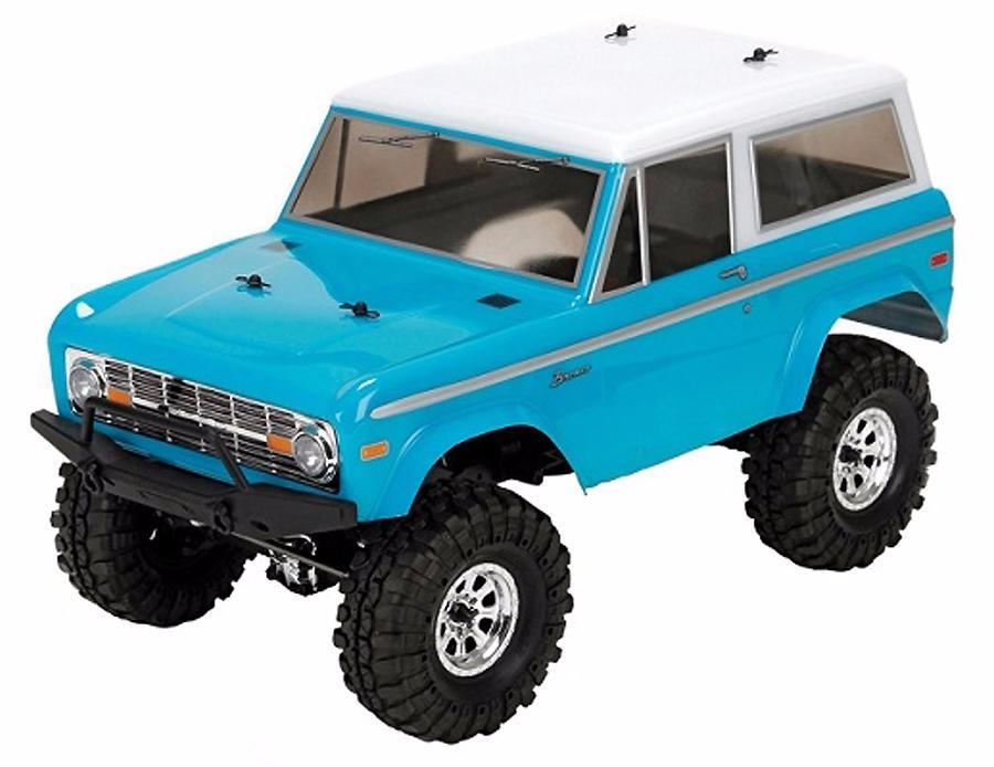 Ford Bronco Ascender