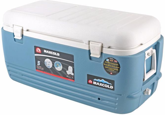 Igloo MaxCold 100 (44361) - изотермический контейнер (Blue)
