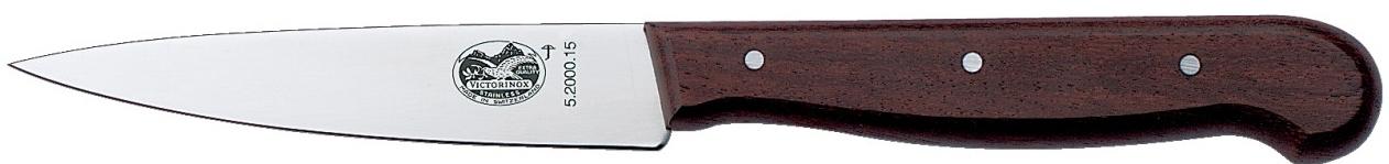 Victorinox 5.2000.15 - нож разделочный, лезвие 15 см (Brown)