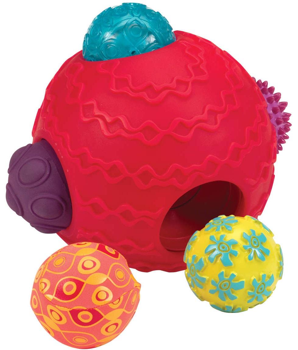 """B. Dot 68641 - игрушка """"Шумные шарики"""""""