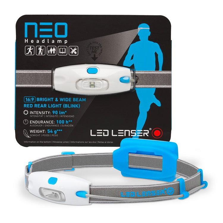 Led Lenser Neo Head Lamp 6110