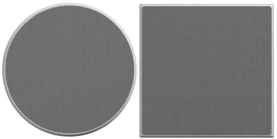 CI 300Встраиваемая акустика<br>Комплект встраиваемой потолочной акустики<br>