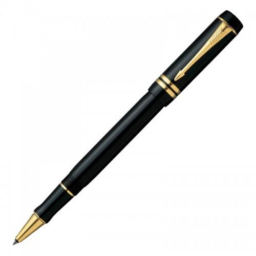 DuofoldРучки<br>Ручка-роллер с синими/черными чернилами<br>