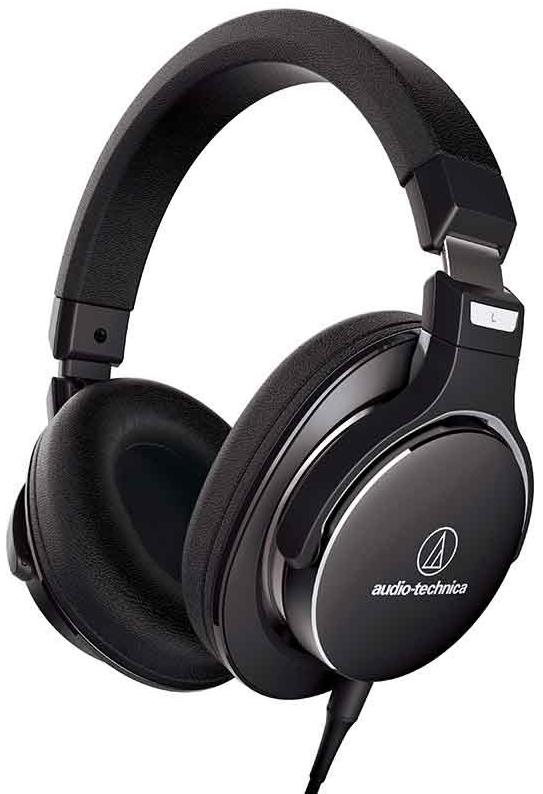 Audio-Technica ATH-MSR7NC - полноразмерные наушники (Black)