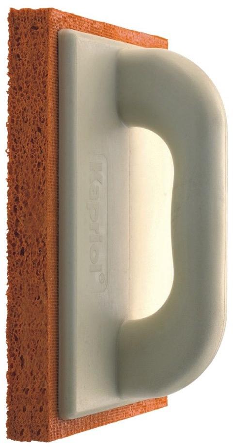 Kapriol 14х28 см (23072) - штукатурная терка с полиуретановой крупнопористой губкой