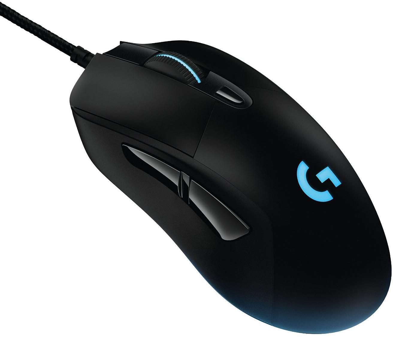 Logitech G403 Prodigy (910-004824) - игровая мышь (Black)