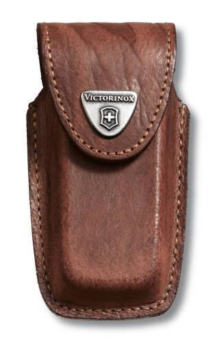 Victorinox 4.0535 - кожаный чехол для ножей (Brown)