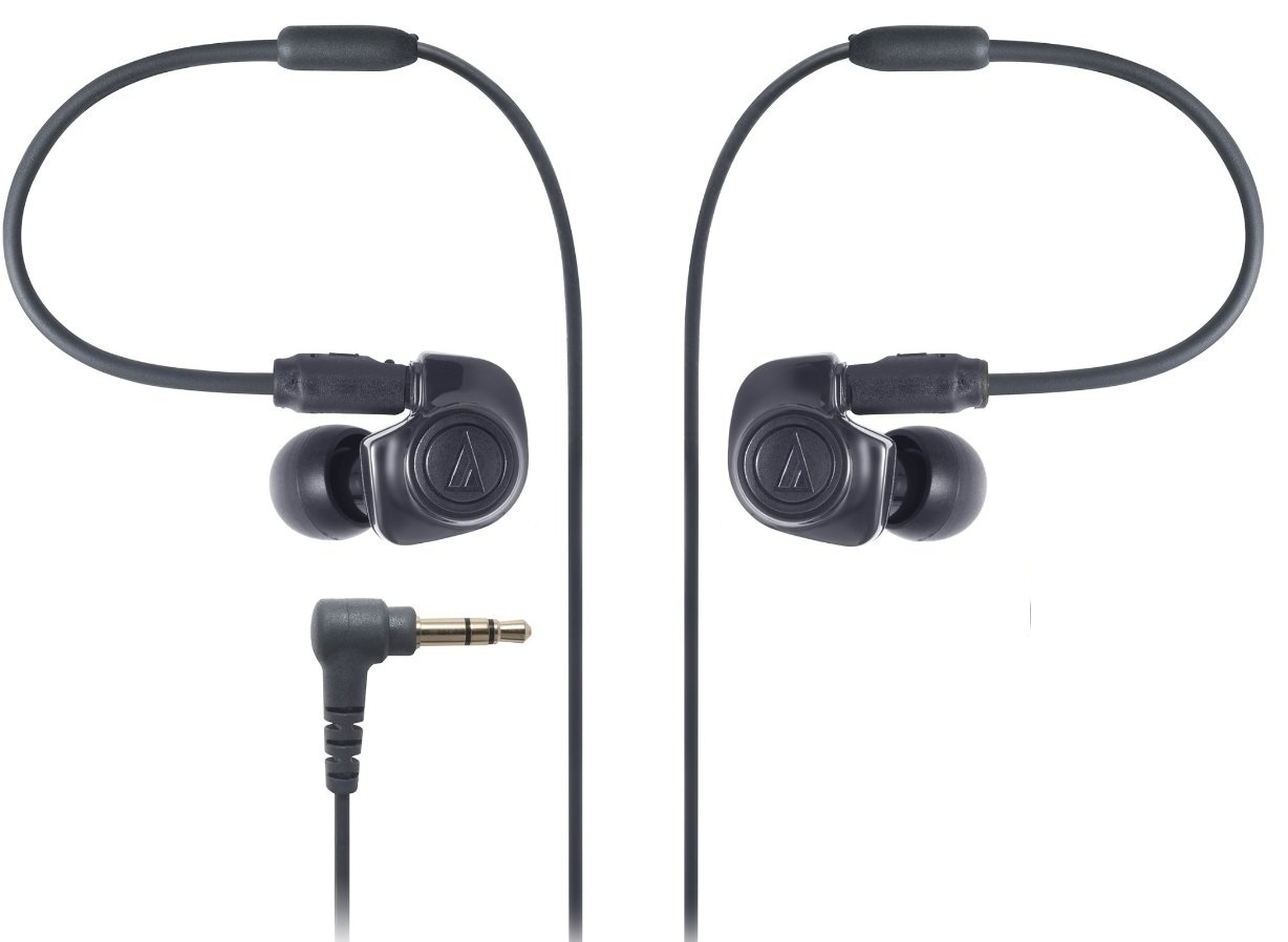 Dual symphonic-driver In-ear Monitor headphones