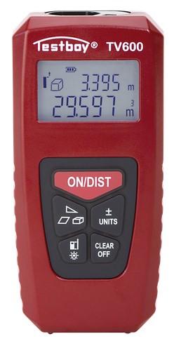Testboy TV 600 - лазерный дальномер