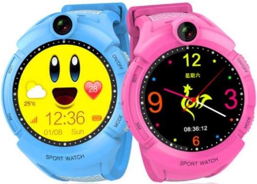 Детские умные часы Prolike PLSW200 (Blue)