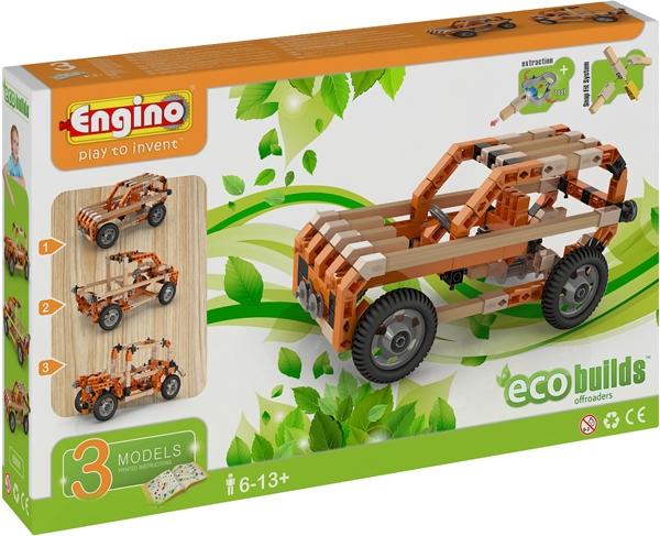 Eco BuildsЭлектронные конструкторы<br>Классический конструктор<br>